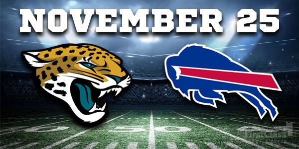 Buffalo Bills Vs Jacksonville Jaguars First Class Group