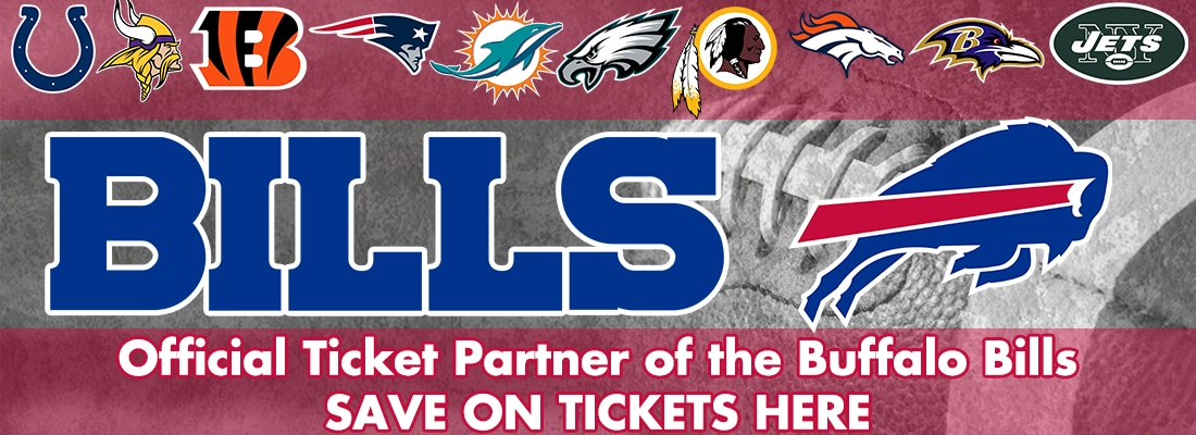 Buffalo Bills discount tickets save with FirstClass Group Tickets Official Ticket Agent