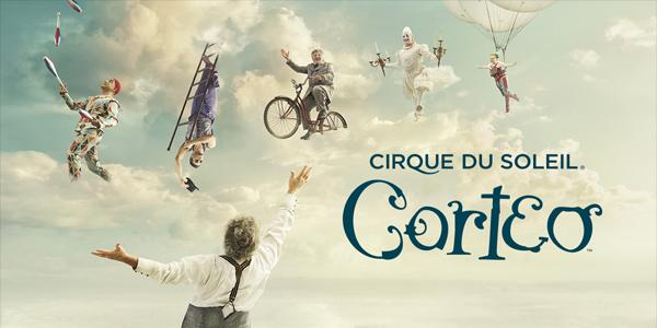Cirque Du Soleli - Corteo