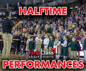 Harlem Globetrotters Half Time Performance opportunities in partnership with FirstClass Group Tickets