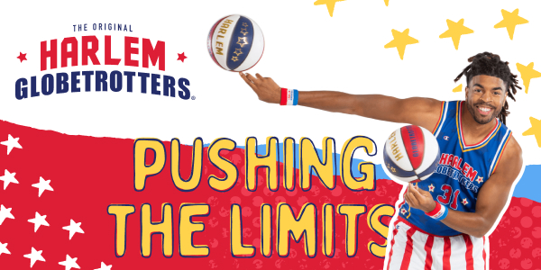 FirstClass Group Tickets for the Harlem Globetrotters