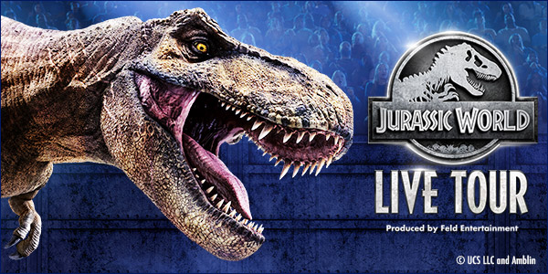 Save on Jurassic World Live tickets at Scotiabank Arena Toronto and FirstOntario Centre Hamilton September 2020