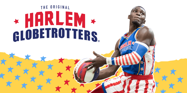 Great FirstClass Ticket deals for the Harlem Globetrotters
