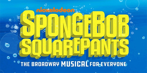 Tickets for The SpongeBob Musical December 17-22, 2019 at the Meridian Hall (formerly Sony Centre) Toronto