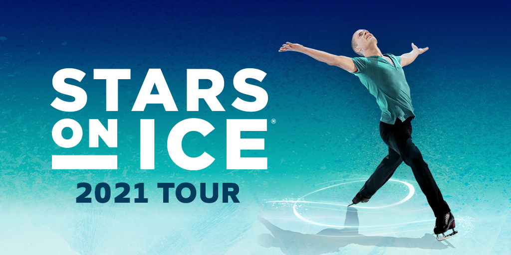 Tickets for Stars on Ice in Kelowna October 22 2021