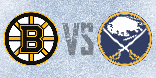 Tickets for the Buffalo Sabres vs. Boston Bruins Friday March 13, 2020 @ 7:00 KeyBank Center Buffalo
