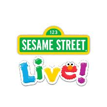 Sesame Street Live Partner Logo
